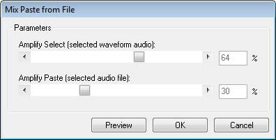 Dexster Audio Editor - Audio Mixing Software