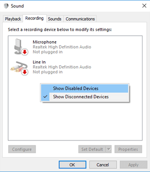 How to Enable Stereo Mix in Windows 10 - Dexster Audio Editor
